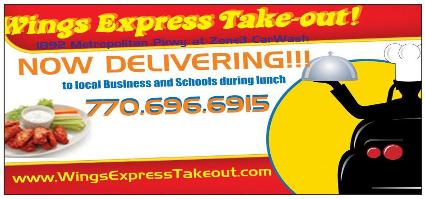 Wings Express Takeout